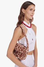 Load image into Gallery viewer, Tommy Beaded Handbag - Giraffe