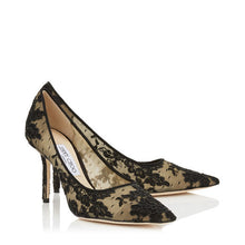 Load image into Gallery viewer, Love Pump 85 mm - Black Floral