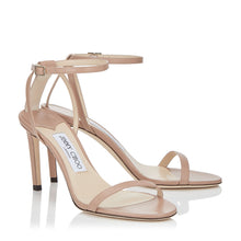 Load image into Gallery viewer, Minny 85mm Strappy Sandal - Ballet Pink