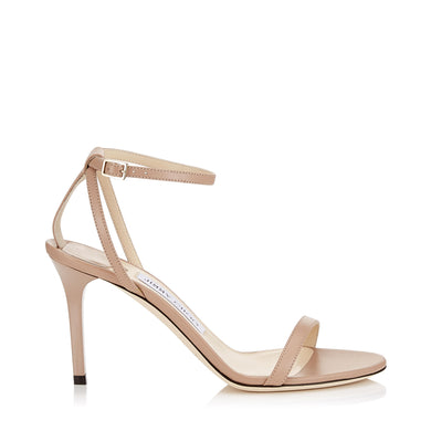 Minny 85mm Strappy Sandal - Ballet Pink
