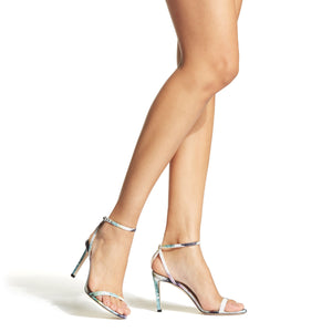 Minny 85mm Strappy Sandal - Oasis