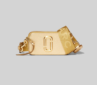 The Snapshot Handbag - Yellow Gold