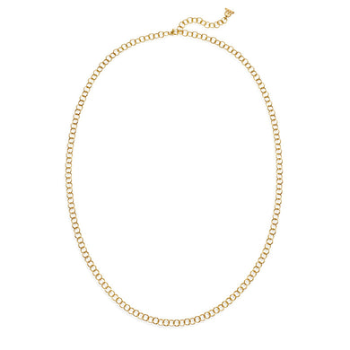 18K Classic Round Chain - 32 IN