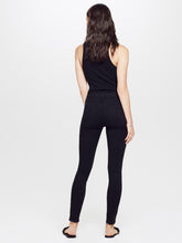 Load image into Gallery viewer, The High Waisted Looker Not Guilty One Liner - Black/Gold Stripe