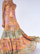 Load image into Gallery viewer, Rosaline Dress - Sunset Paisley