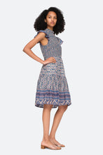 Load image into Gallery viewer, Verbena Dress - Blue Multi
