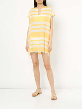 Load image into Gallery viewer, Doro Tunic Dress - Gold