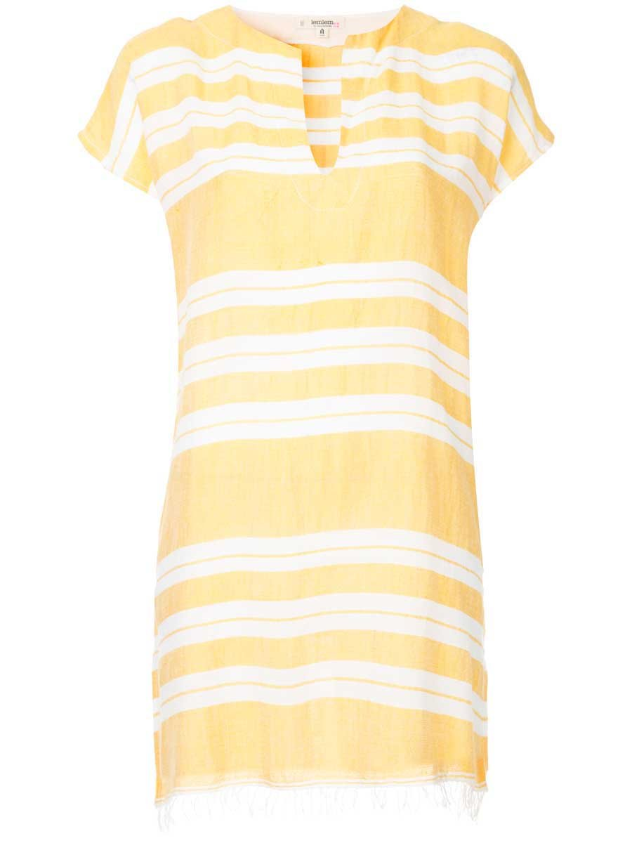 Doro Tunic Dress - Gold