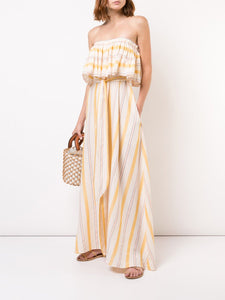 Zeritu Dress - Yellow