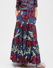 Load image into Gallery viewer, Big Skirt - Big Blooms Print