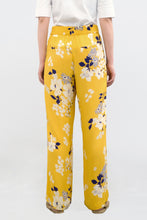Load image into Gallery viewer, Floral Pant - Yellow Print