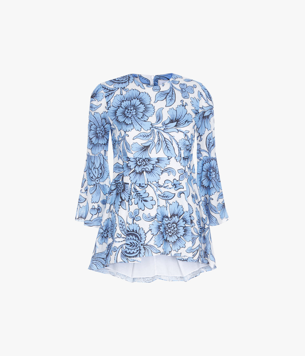 Mattias Top - White/Blue
