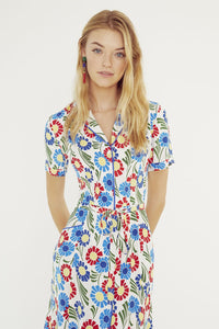 Maria Dress - Sunflower