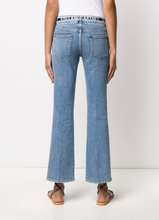Load image into Gallery viewer, Logo Belt Jeans