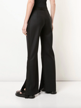 Load image into Gallery viewer, Tuxedo Trousers - Black