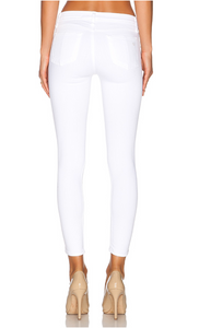 Capri Jean - Bright White