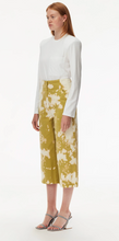Load image into Gallery viewer, Tie Dye Twill Jean - Tan/Ochre
