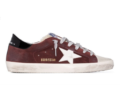 Superstar Sneaker - Sienna/Black/Shearling