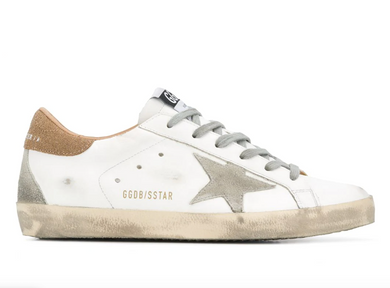 Superstar Sneaker - White/Ice/Glitter Sand
