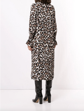 Load image into Gallery viewer, Aeverie Dress - Wild Leopard