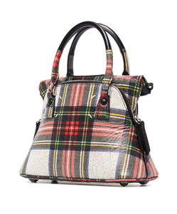 5AC Mini Bag - Tartan Plaid