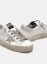 Load image into Gallery viewer, Hi Star Sneaker - White/Silver