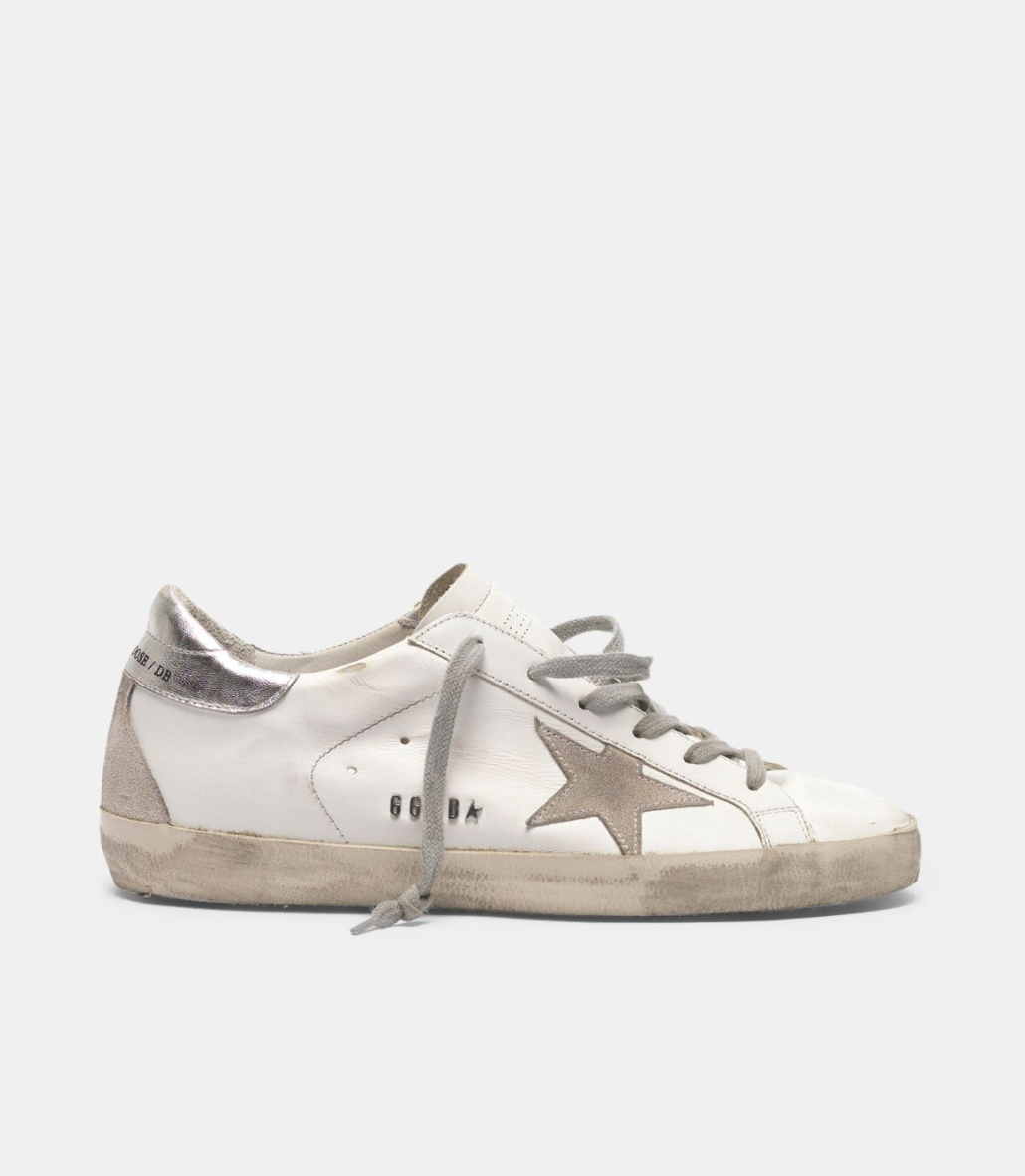 Superstar Sneaker - White/Ice/Silver