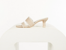 Load image into Gallery viewer, Fae Sandal - Cream