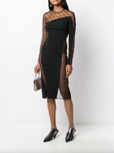 Load image into Gallery viewer, Ariella Dress - Black