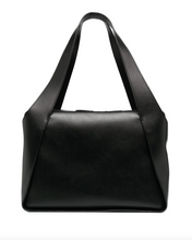 Load image into Gallery viewer, Logo Tote Handbag - Black