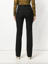 Load image into Gallery viewer, High Waisted Trousers - Black
