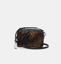 Load image into Gallery viewer, Star Bag - Black/Leopard