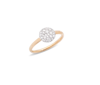 Sabbia Ring - Diamond