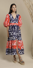 Load image into Gallery viewer, Coucoue Maxi Dress - Multi
