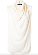 Load image into Gallery viewer, Cowl Neck Sleeveless Top - More Colors Available
