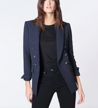 Load image into Gallery viewer, Lonny Dickey Jacket - Navy