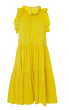 Load image into Gallery viewer, Tamsin Dress - Chartreuse