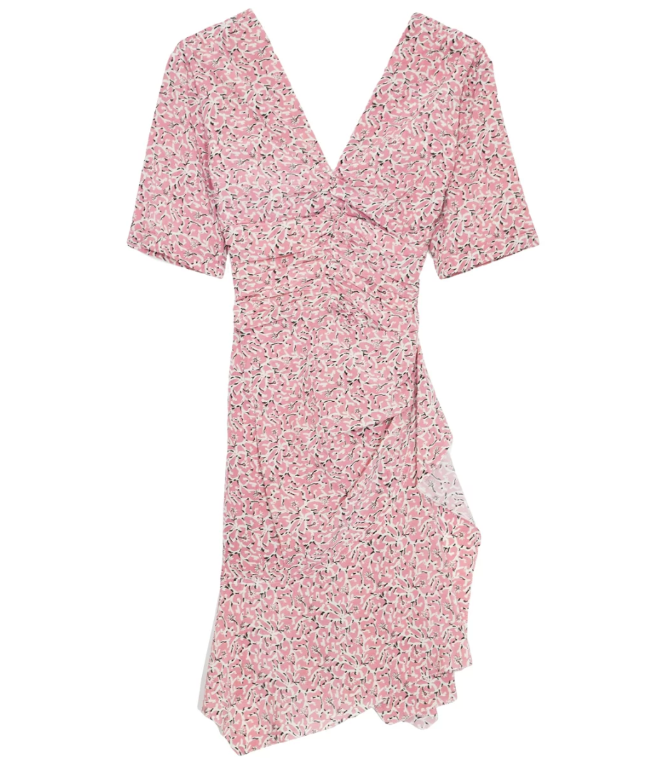 Arodie Dress - Pink