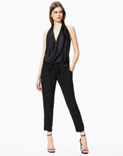 Load image into Gallery viewer, Allyn Crop Pant - Black