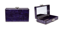 Load image into Gallery viewer, Jean Solid Clutch - Purple