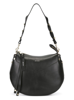 Artie Shoulder Bag - Black