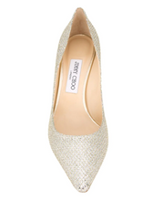 Load image into Gallery viewer, Romy Pump 60mm - Champagne