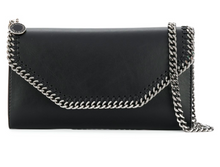 Load image into Gallery viewer, Falabella Clutch - Black