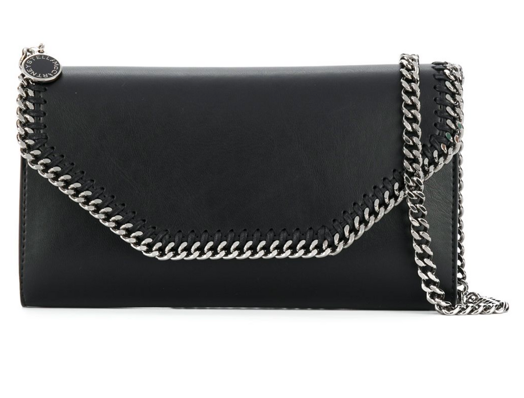 Falabella Clutch - Black