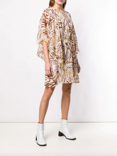 Load image into Gallery viewer, Layered Ruffle Dress - Multi