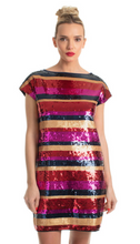 Load image into Gallery viewer, Breene Dress - Multi Sequin
