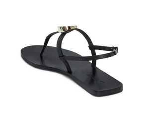 Hollen Sandal - Black