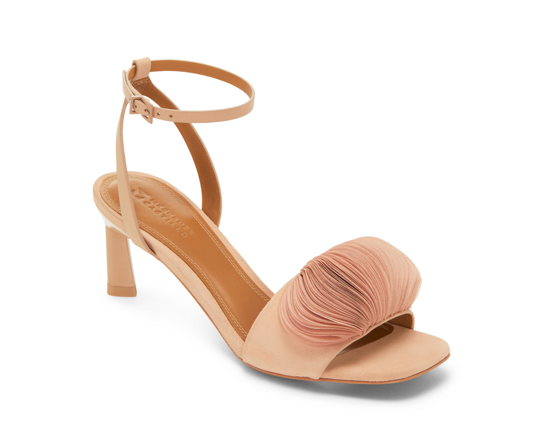 Oraley Heel - Shell