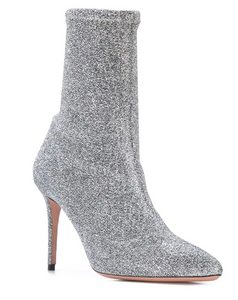 Costes Bootie 85 mm - Silver