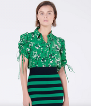 Load image into Gallery viewer, Carmine Blouse - Green Multi